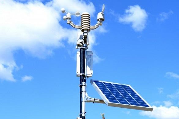 Працюватиме на агробізнес: на Черкащині встановили систему метеоспостереження