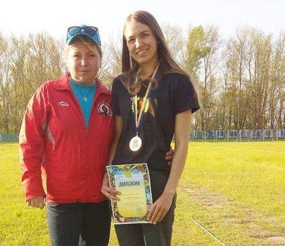 Черкаська спортсменка стала призером чемпіонату України зі стрільби з лука