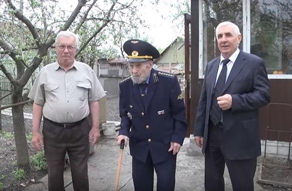 На Черкащині довгожитель відсвяткував свій 103-й день народження