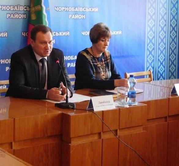 На Чорнобаївщині колапс через голову райдержадміністрації?