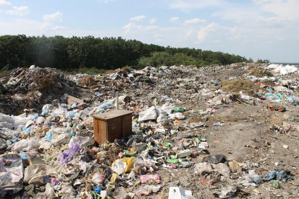 Сміттєзвалище на місці заповідника: понад 206 тисяч тонн непотребу минулоріч «осіли» на Черкащині