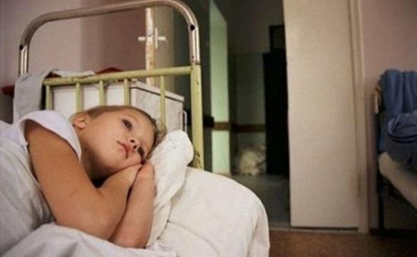 Стало відомо, скількох дітей, які отруїлися, ще не виписали з лікарні
