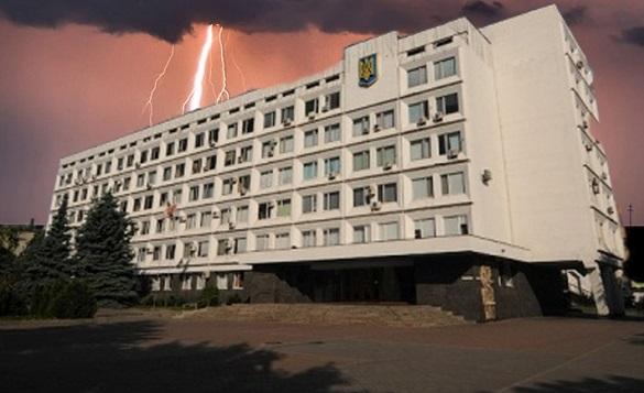Депутати та мер Черкас згадали про розпуск міської ради