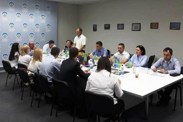 Аграрнапартія провела для фермерів Черкащини семінар про програми кредитування