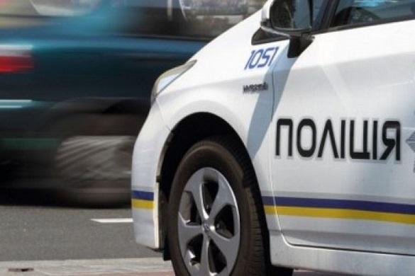 На футбольний матч у Черкасах через буйних фанів виїхали 10 екіпажів поліції