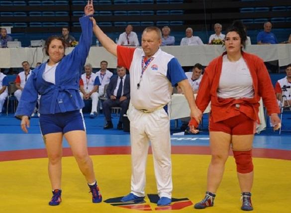 Черкащанка знову виборола титул чемпіонки Європи з бойового самбо
