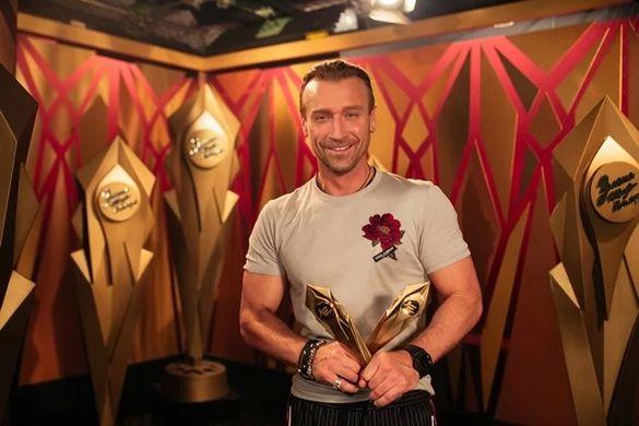 Зірковий черкащанин Винник став дворазовим володарем найпрестижнішої музичної премії (ВІДЕО)