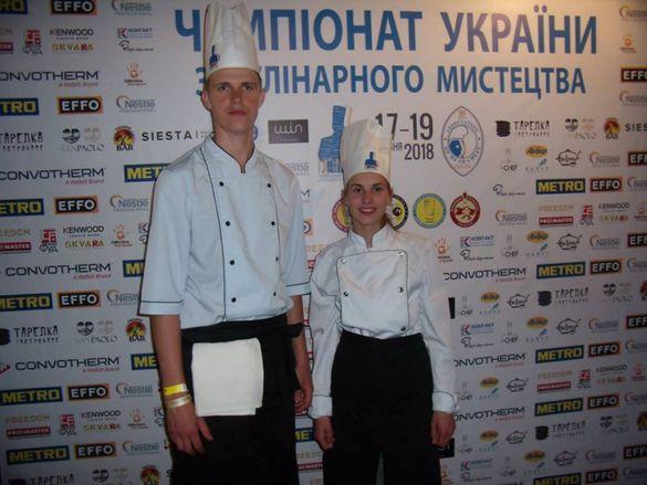 Черкаські кухарі здивували вітчизняних та європейських журі чемпіонату України (ФОТО)