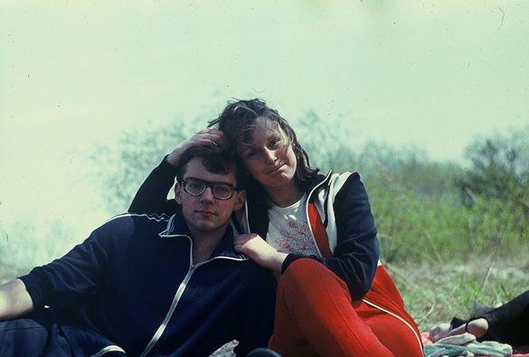 Екс-мер Черкас показав, яким був у молодості разом зі своєю дружиною