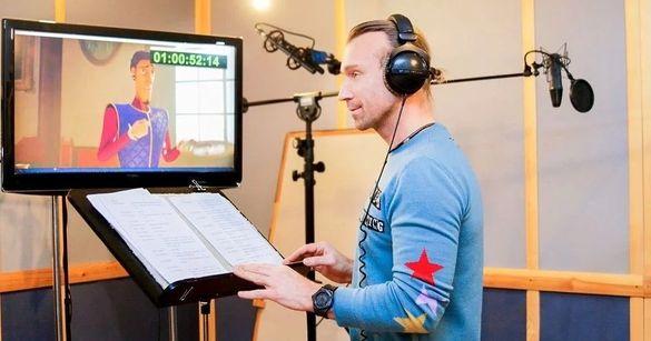 Зірковий черкащанин випустив кліп, де його голосом заспівав герой мультфільму