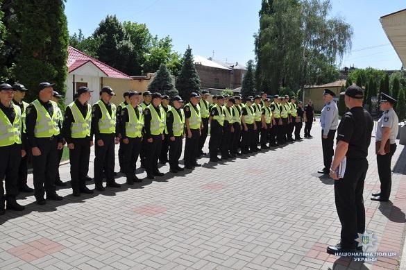 Черкаські поліцейські слідкуватимуть за безпекою футбольних фанів у столиці
