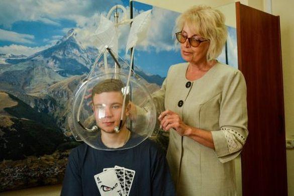 У Черкасах з'явилася лабораторія, що може лікувати гірським повітрям (ФОТО)