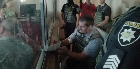 Суд заарештував підозрюваного у вбивстві Сергія Гури на два місяці (ВІДЕО)