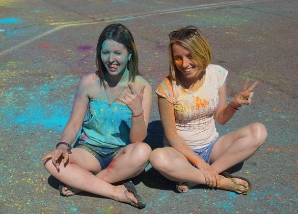 Авіашоу, тест-драйви, битва фарбами: у Черкасах відгримів фестиваль