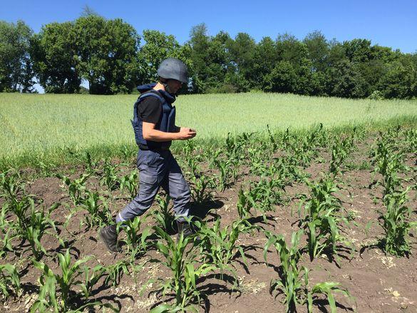 На Черкащині місцеві жителі знову знайшли воєнні боєприпаси (ФОТО)
