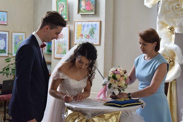 Четверо уманчан одружилися за добу