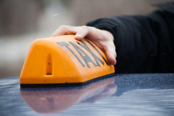 На Черкащині оштрафували таксиста-нелегала на 17 тисяч гривень