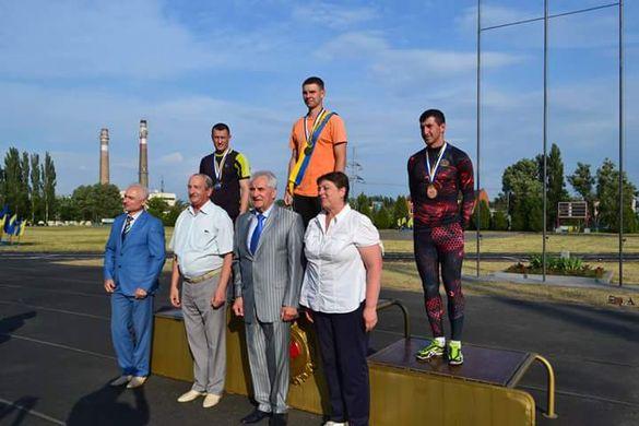 Черкаські пожежники відзначилися на одному із всеукраїнських чемпіонатів (ФОТО)