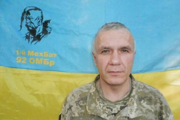 На Черкащині вшанували загиблого військовослужбовця