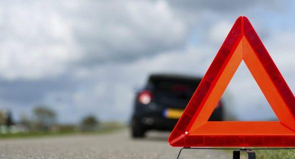 На перехресті в Черкасах зіткнулися два легковики (ФОТО)