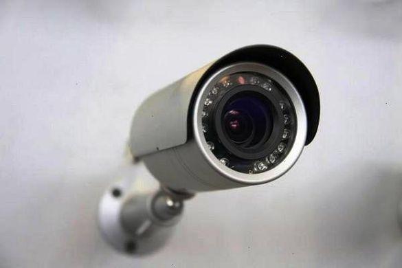 Територію черкаської школи охороняють камерами відеонагляду