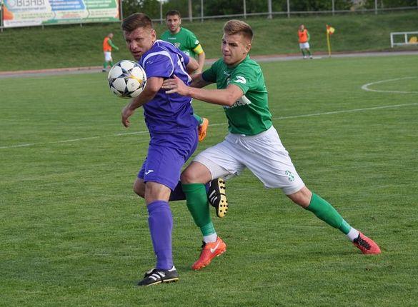 Стало відомо, хто виступатиме у дев`ятому турі чемпіонату Черкаської області з футболу у вищій лізі