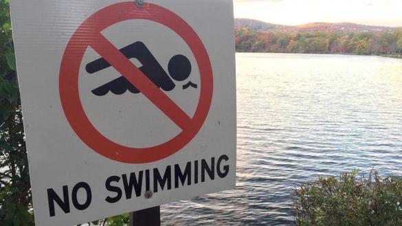 В одному з міст Черкащини офіційно заборонено купатися у Дніпрі
