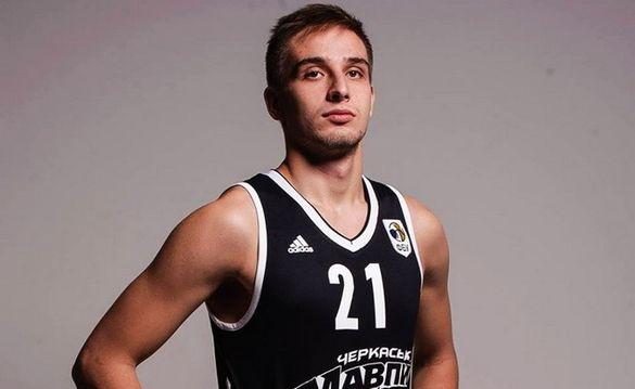Ще один черкаський баскетболіст їде до Лос-Анджелеса