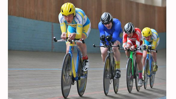 Черкаський велосипедист став одним із найшвидших в Україні