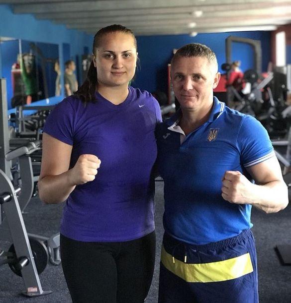 Титулована черкаська боксерка стала майстром спорту міжнародного класу