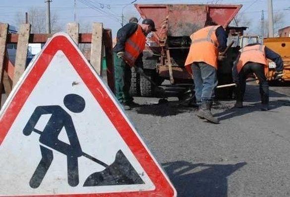 У Смілі до кінця місяця планують відремонтувати 13 кілометрів доріг (ФОТО)