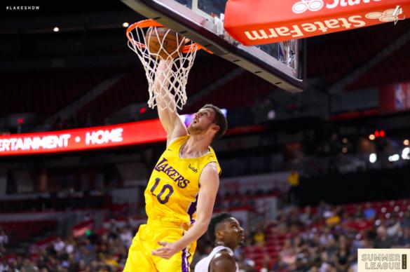 Черкаські баскетболісти дебютували в літній лізі НБА (ВІДЕО)