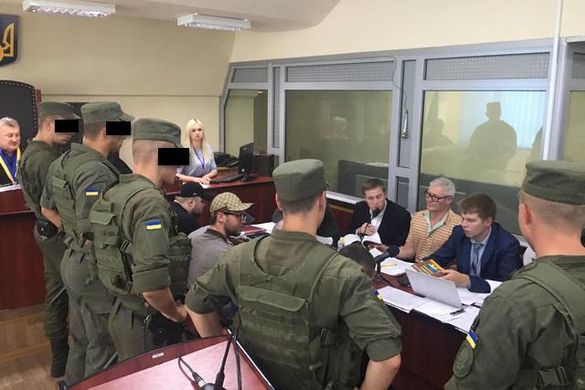 Підсудних на Черкащині не задовольняють нові кабінки в судах