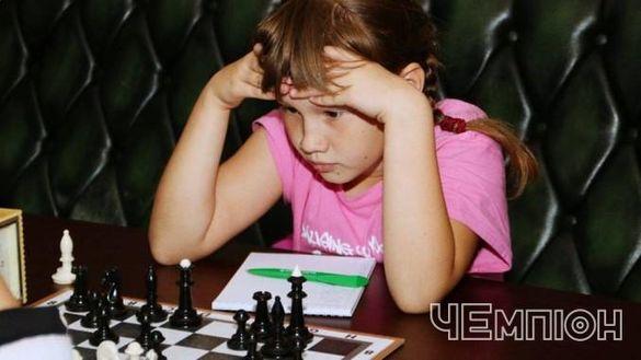 Черкащанка дебютувала на міжнародних змаганнях із шахів