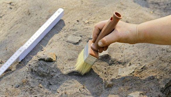 Невідомий метал, кераміка і людські рештки: на Чигиринщині знайшли унікальне поховання (ВІДЕО)