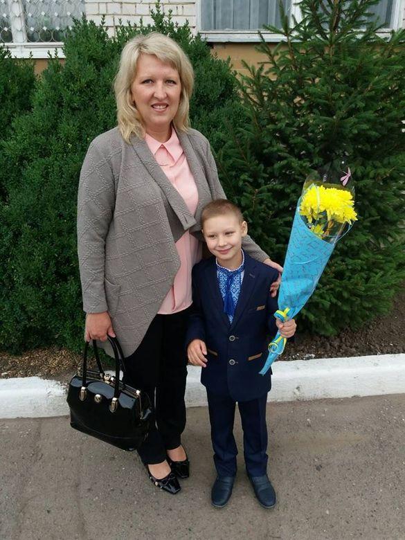 Черкащан просять допомогти семирічному хлопчику