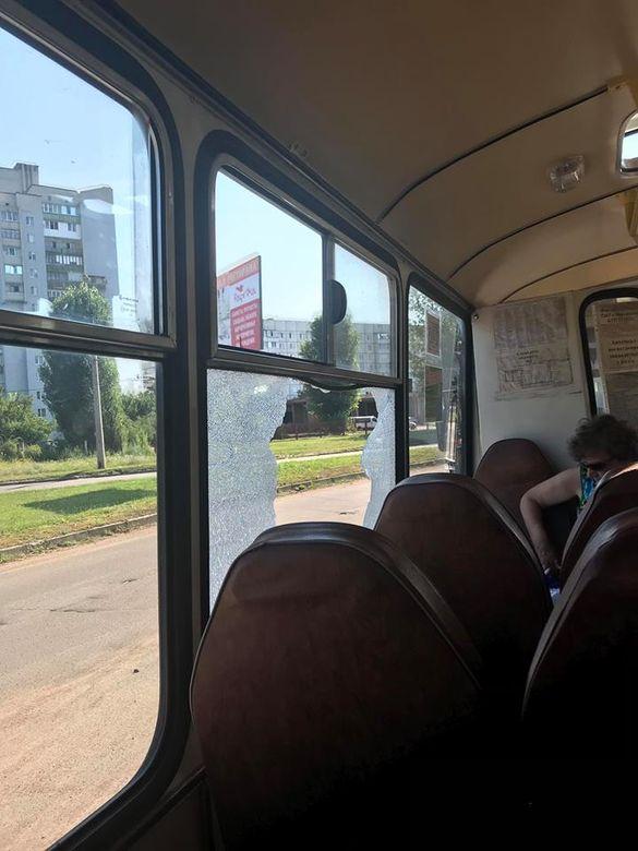 Черкаські маршрутки почали
