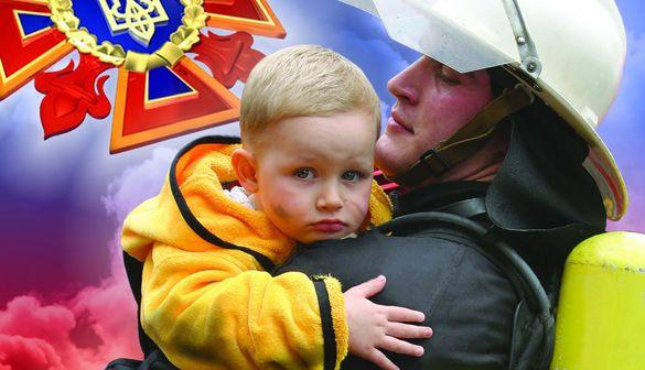 Рятувальники Черкащини прозвітували, скільки надзвичайних подій ліквідували минулого тижня