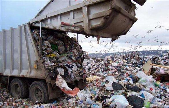 Канівське сміттєзвалище потребує реконструкції