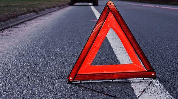 У Черкасах сталася ДТП за участі автівки з іноземною реєстрацією (ФОТО)