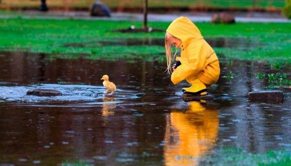 Тепло та багато дощів: черкащанам розповіли про погоду до кінця літа
