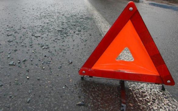 Внаслідок аварії у Черкасах постраждало четверо людей (ФОТО)