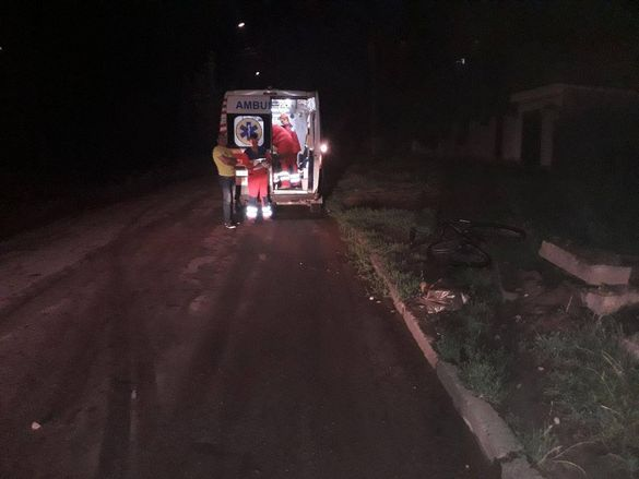 ДТП з потерпілими: у Черкасах сталася аварія (ФОТО)