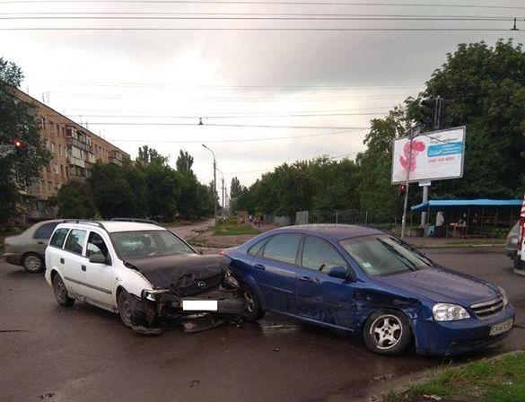 Четверо постраждалих: у Черкасах сталася ще одна ДТП (ФОТО)