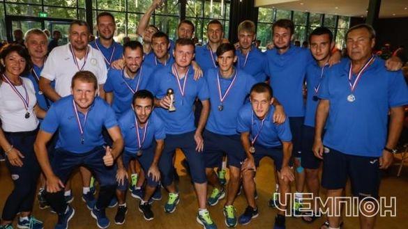 Футболісти з Черкащини відзначилися на чемпіонаті Європи (ФОТО)