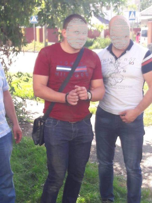 Черкаських полісменів підозрюють у вимаганні тисячі доларів від правопорушника