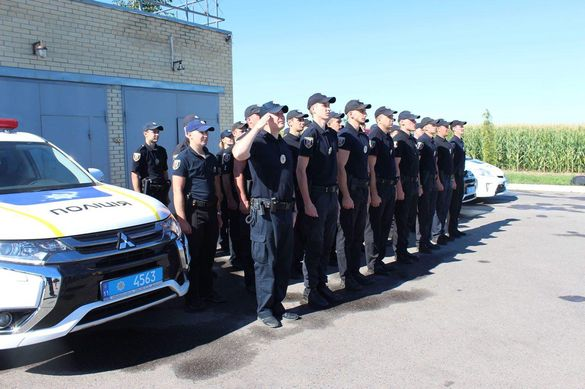 В Умані з`явилася дорожня поліція (ФОТО)
