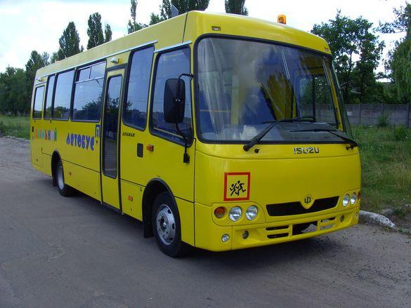 Для школярів Черкащини закупили вісім нових автобусів
