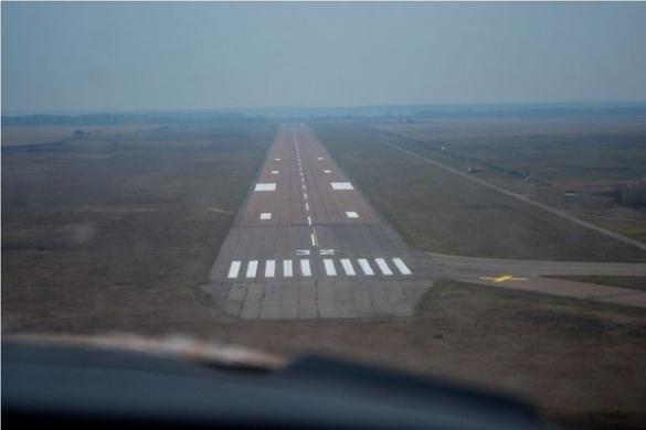 У черкаському аеропорту розпочато ремонт за 124 мільйони гривень (ВІДЕО)