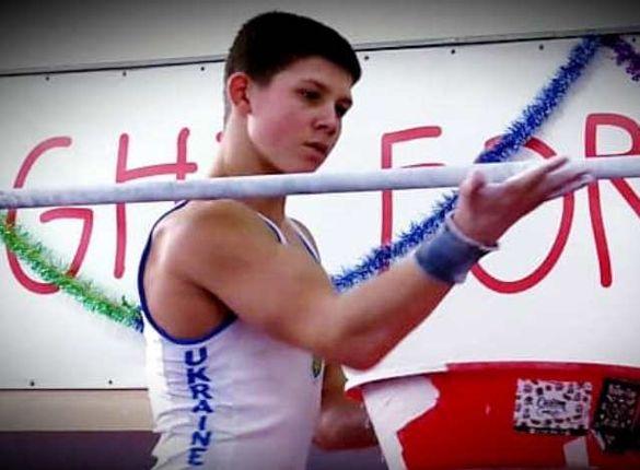 Спортсмен із Черкащини став кращим гімназистом Європи